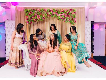 Jas and Tani - Their Pre-Wedding Parties