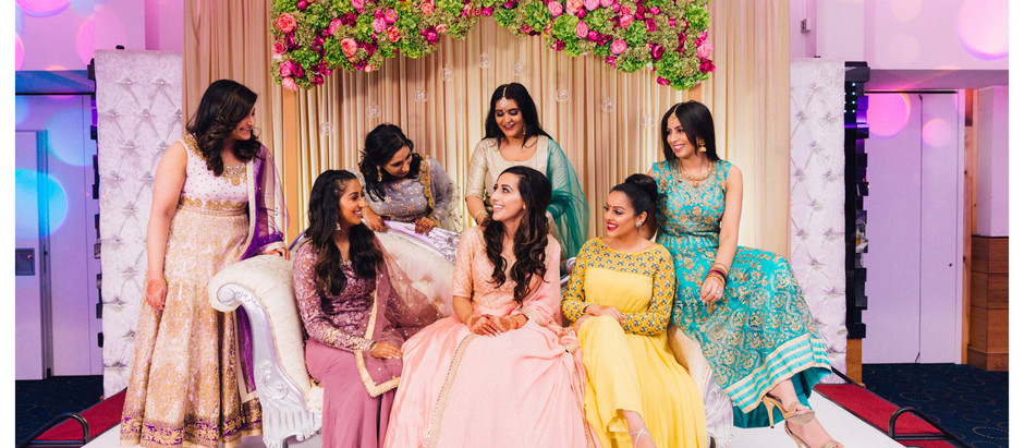 Jas and Tani - Their Pre-Wedding Parties