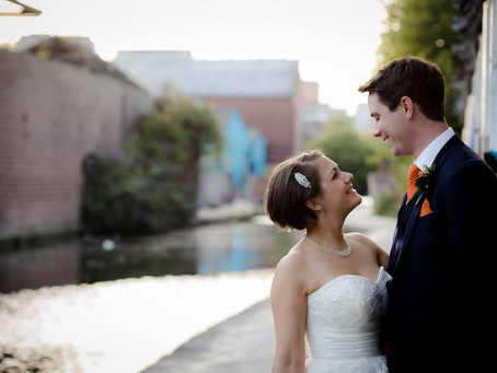 ELLIE AND JACK - Birmingham Register Office and The Bond Company Wedding Photography
