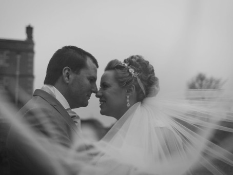 Lauren and Chris - West Midlands Wedding Photography at Soulton Hall
