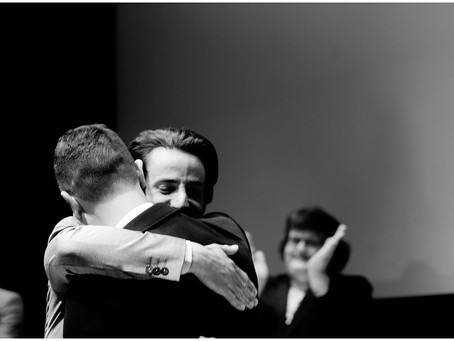 PAUL AND FRANCESCO - Birmingham REP Wedding