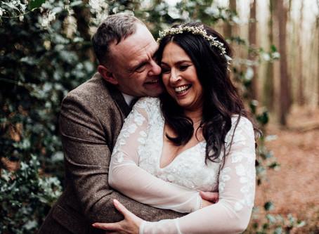 Donna and Matt - Enchanted Woodland Weddings, Umberslade - Solihull Wedding Photography