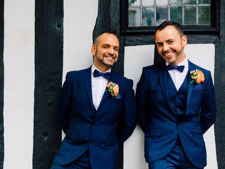 Dan and Chris - La Dolce Piazza, Henley-in-Arden