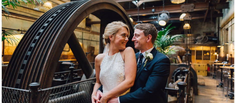 Louise and Paddy - Holmes Mill - Clitheroe Wedding Photography