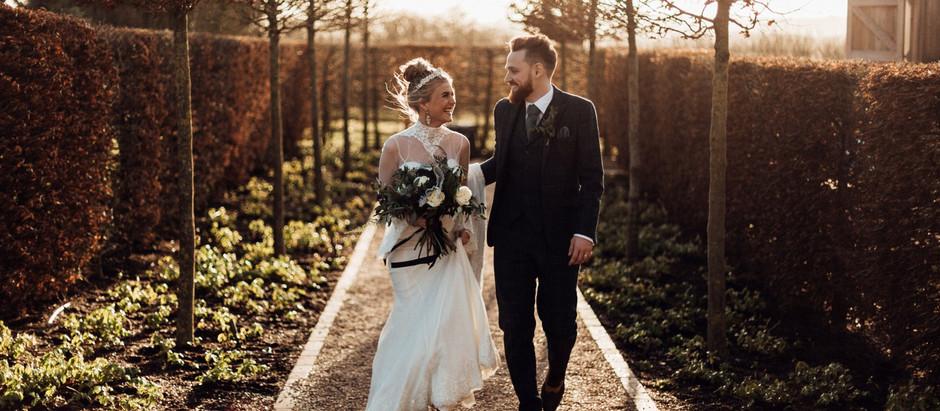 Georgina and Josh - Hyde House - Cheltenham Wedding Photography
