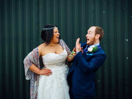 Laura & Pete - Over Barn, Gloucestershire Wedding Photography