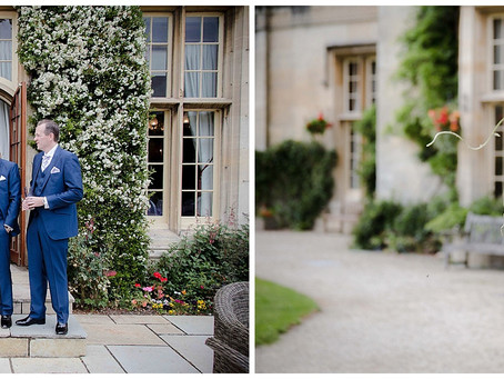 PAUL AND KELLY - Dumbleton Hall Wedding