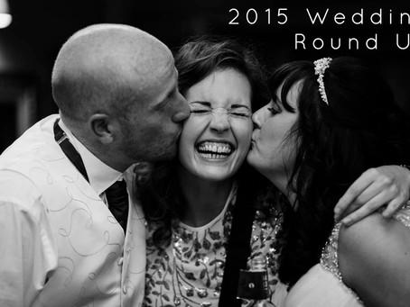 2015 Wedding Round Up
