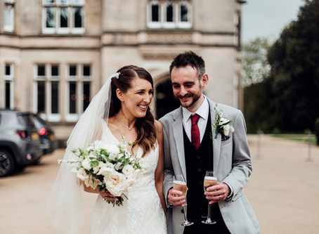 Christelle & Paul - Hampton Manor, Solihull wedding photography