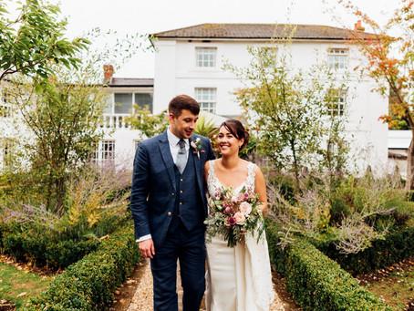 Rachele and Anthony - The High House - Warwickshire Wedding Photographer