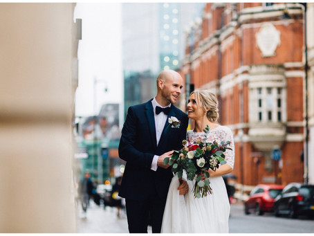 Kayleigh and Dan - Hotel Du Vin - Birmingham Wedding Photography