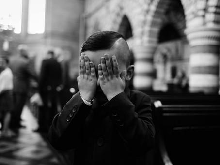 Yiannis' Christening - Birmingham Events Photographer