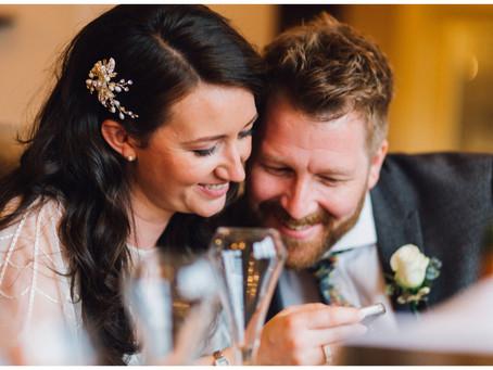 Jen and Dom - The Bond Company - Birmingham Wedding Photography