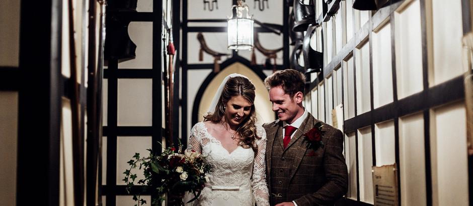 Emily & Jamie - Warwick Castle Wedding - Warwickshire Wedding Photography