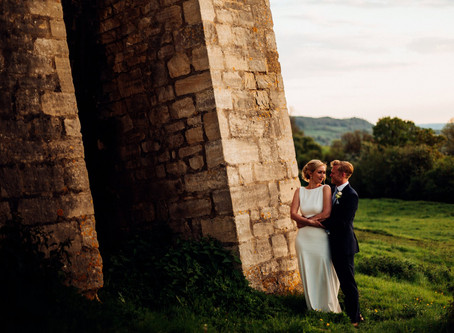 Sophie and Dave - Hilles House - Gloucestershire wedding photographer