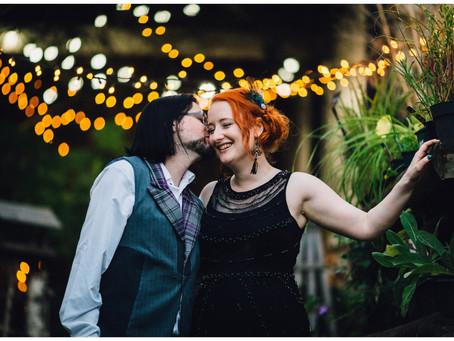 Elle and Lewis - The Kitchen Garden Cafe - Birmingham Wedding Photography