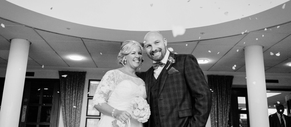 Lisa and Steve - Birmingham and Solihull Wedding Photography at The Arden Hotel