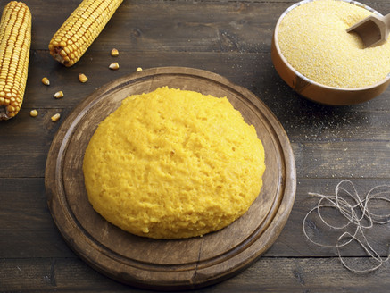 Polenta: One of the First Recipes Ever