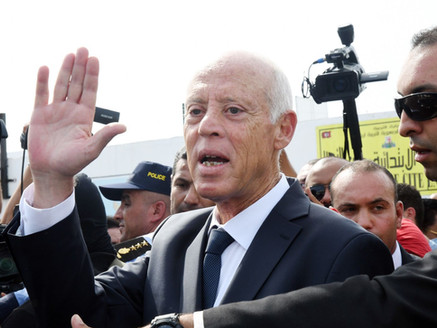 Tunisian President Dissolves Parliament; Fires Government