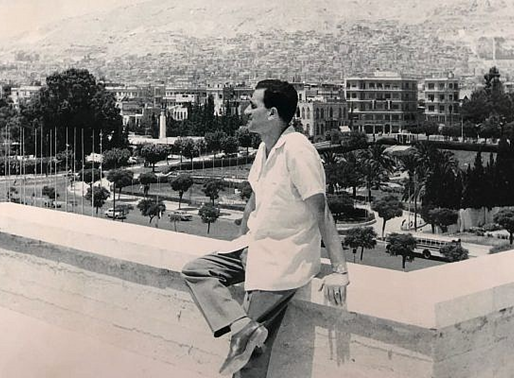 Israel is Searching for the Remains of Israeli Spy Eli Cohen