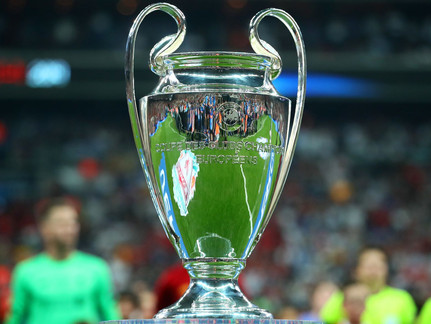 UEFA Champions League quarter-final draws