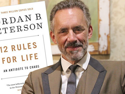 """Book Review - """"12 Rules For Life"""""""