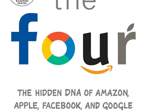 """Book Review: """"The Four"""" by Scott Galloway"""