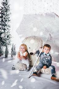 Новогодний фотопроект 2015