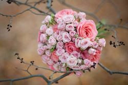 Нежный букет невесты Сочи
