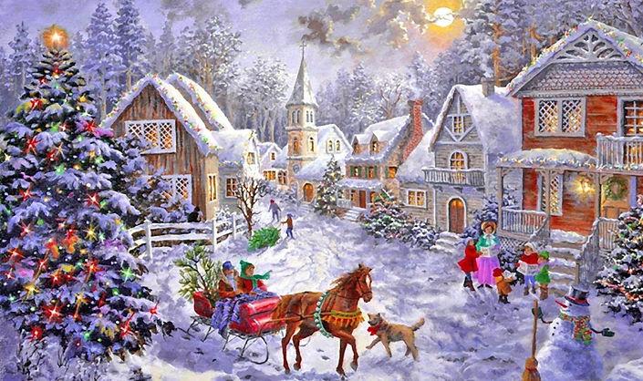 Новогоднее оформление и декор в Сочи