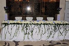 Оформление свадьбы в ресторане Катталея