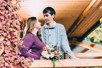 Ситцевая свадьба Анны и Данила