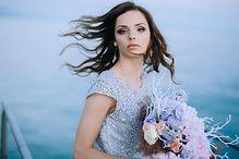 Свадьба для двоих на берегу моря