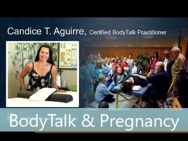 BodyTalk and Pregnancy