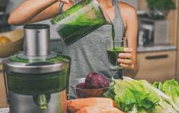 To Juice or Not to Juice - Green Juice