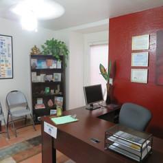 The BodyTalk Office
