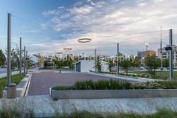 Indianapolis - Richard G Lugar Plaza-1