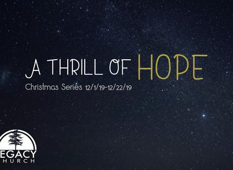 Christmas HOPE - Day 9