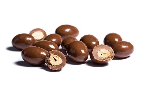 Organic Milk Chocolate Coated Almonds