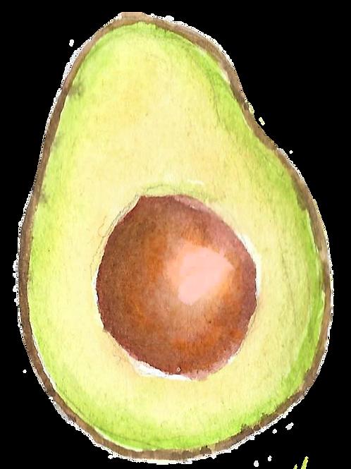 Organic Avocado - Premium