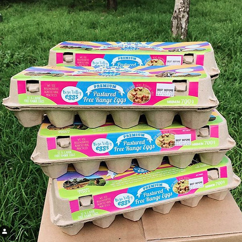 Bega Valley Eggs - Free Range Eggs