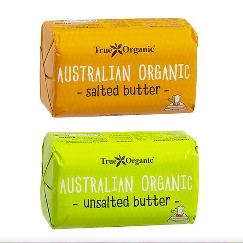 Australian Organic Salted Butter