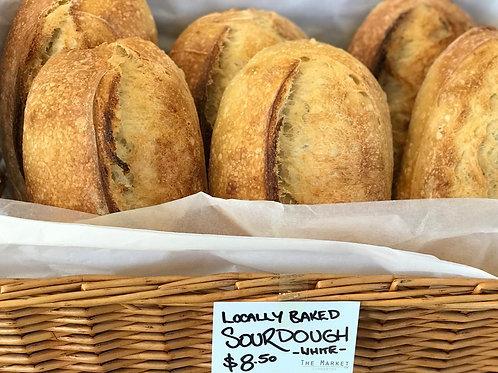 Fresh Baked Sourdough Breads by Ironpot Artisan