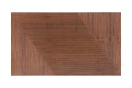 Mesa central Iker rectangular