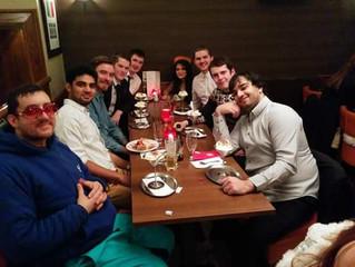 EEE Committee Christmas Dinner