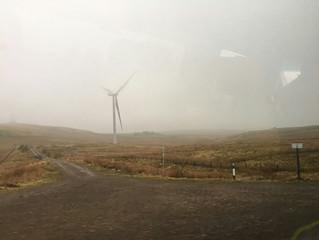 Whitelee Windfarm Trip