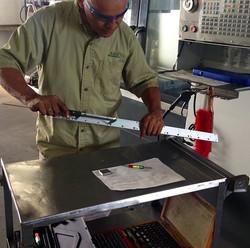 Adolfo | Ft. Lauderdale Machine Shop