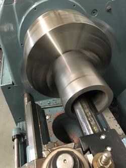 Boring Pipe |  AGA Machine Shop