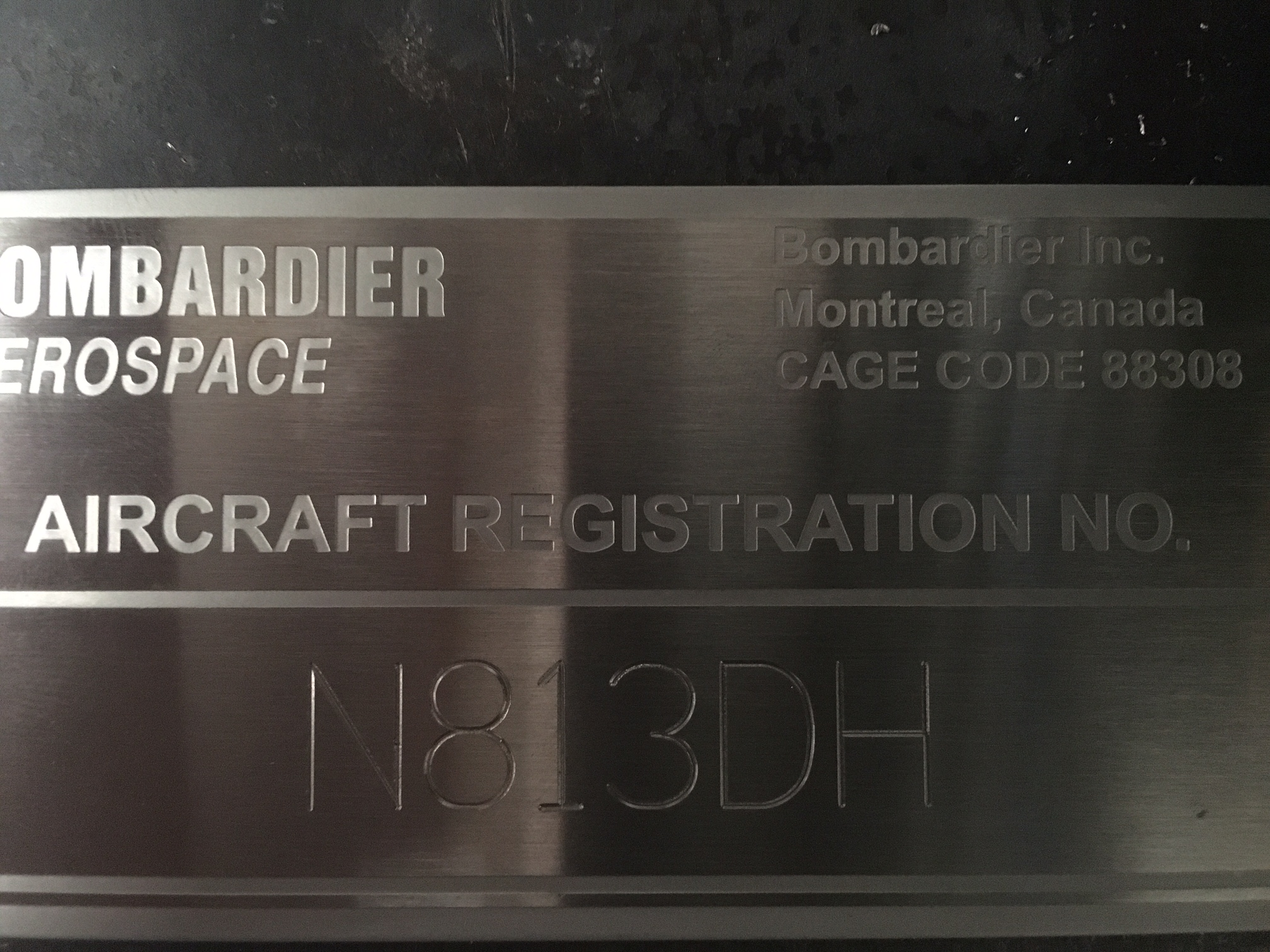 Engraved Plate | AGA Machine Shop