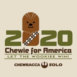 Chewbacca 2020